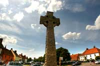 Burnham Market Village Cross, Norfolk